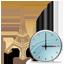 Eiffel Tower Clock icon