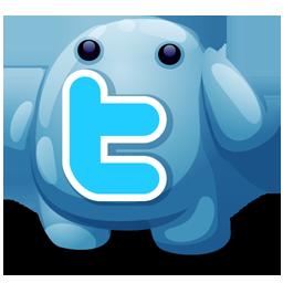 Twitter creatures
