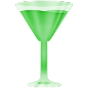 Wineglass green-128