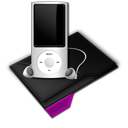 My Music Mp3 Purple-128