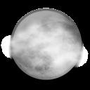 Night Few Clouds