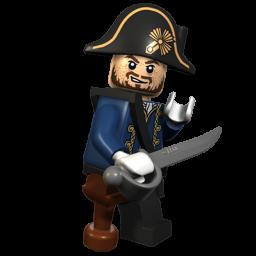 Lego Captain Barbosssa