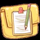 Folder Notepad Version-128