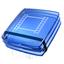 Glass Video Icon