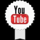 Badge Youtube-128