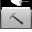 Folder Developer Graphite
