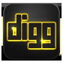 Digg neon glow-128