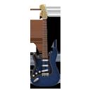 Stratocaster guitar jean-128