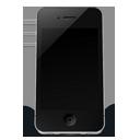 Black iPhone 4-128