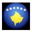 Flag of Kosovo icon