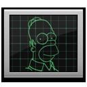 Simpsons Activity Monitor-128