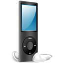 iPod Nano black on-128