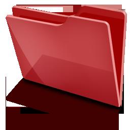 TFolder Red