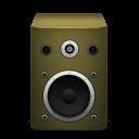 Speaker Orange-128