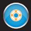 Chrome Designfloat Icon