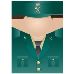 Guardia civil uniform