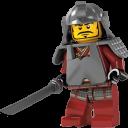Lego Chinese Warrior-128