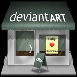 Deviantart Shop