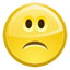 Face Sad icon