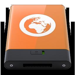 HDD Orange Server W