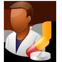 Pharmacist Male Dark-128