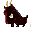 Goat zodiac-128