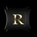 RocketDock Gold-128