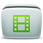 Mac Video Folder Icon