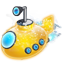 Submarine Yellow icon