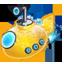 Submarine Yellow icon