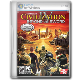 Civ 4 Beyond The Sword Icon Download Pc Games Icons Iconspedia