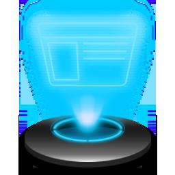 Application Hologram