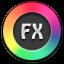 PicsPlay Round icon