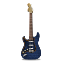 Stratocastor Guitar Jean-128