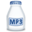 Fyle type mp3 icon