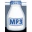Fyle type mp3 Icon