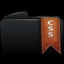 Folder black css-128