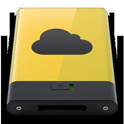 HDD Yellow iDisk
