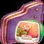 Computer Violet Folder icon