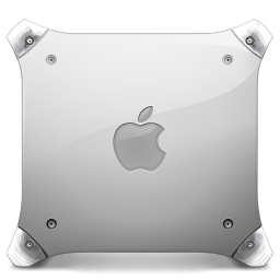 Power Mac G4 with Mirrored Drive Doors