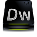 Adobe Dreamweaver CS4 Black-128