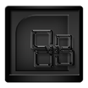 Black Microsoft Office-128