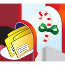 Christmas Mailbox-128