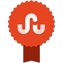 Badge Stumbleupon
