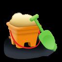 Sand Bucket-128