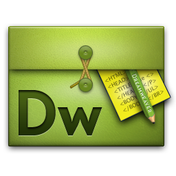 Dreamweaver Folio