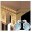 Arch of Triumph Search Icon
