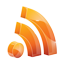 Rss 3D icon