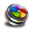 360 Chrome icon