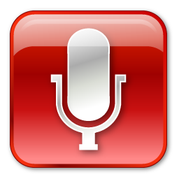Microphone Normal Red